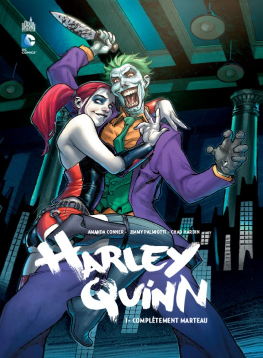 Completement_marteau_Harley_Quinn_tome_1