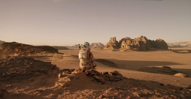 Critique Cinéma: Seul sur Mars (The Martian)