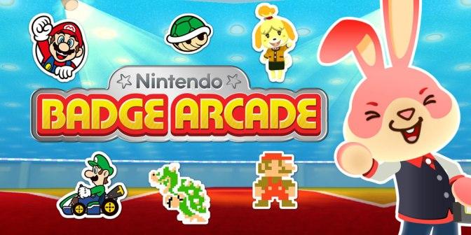 Focus : Nintendo Badge Arcade