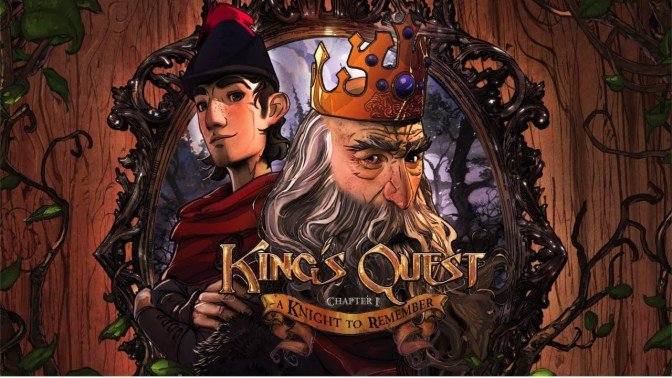 Focus : King Quest : épisode 1
