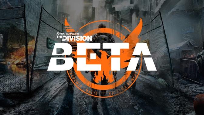 Retour sur la Bêta de The Division