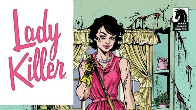 Lady Killer t.1 : À Couteaux Tirés : La Critique