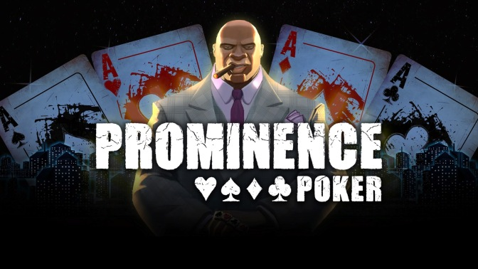 Prominence Poker : Quinte Flush Royale en Free to Play