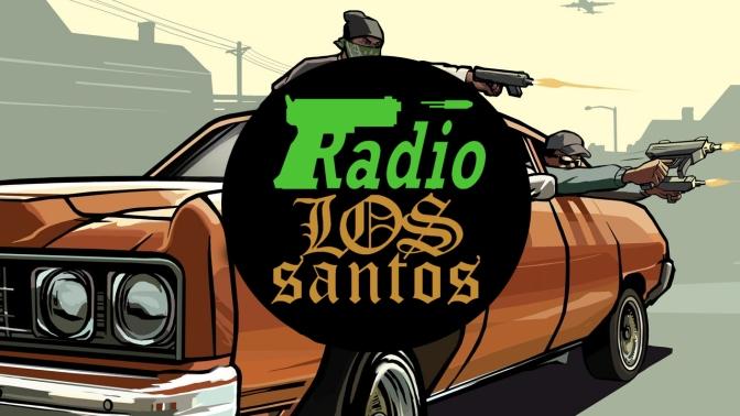 L'Instant OST : GTA San Andreas -Radio Los Santos