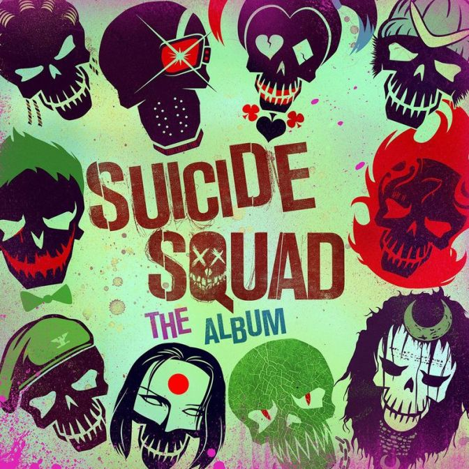 L'instant OST : Suicide Squad