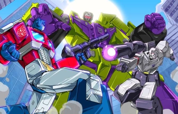 Retour sur… Transformers Devastation – PS4