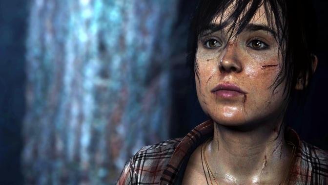 Beyond Two Souls : Ellen Page en souffrance