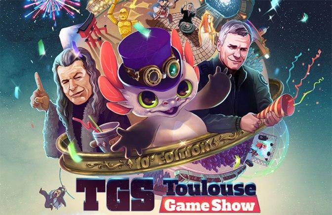 Voyage au Toulouse Game Show 2016