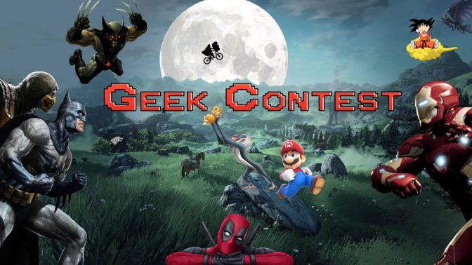 Geek Contest n°2 : Révolution animale