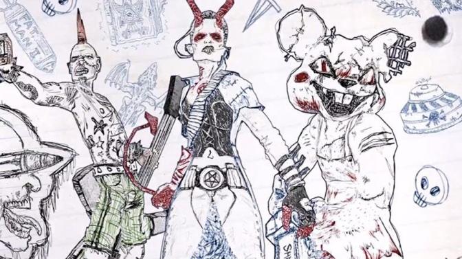 Drawn to Death : Atypique, mais pas épique