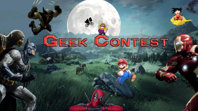 Geek Contest n°3 : Inversons les rôles