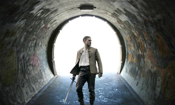 Ciné en vrac : Tunnel & Le Roi Arthur