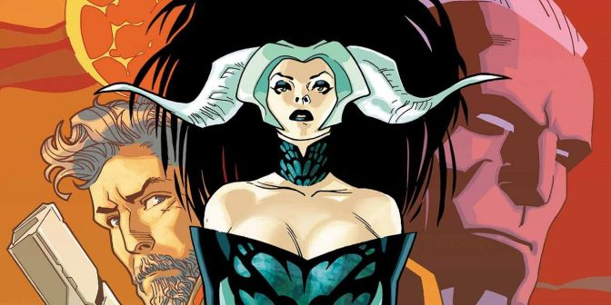 Empress : Quand Mark Millar s'attaque au Space Opera